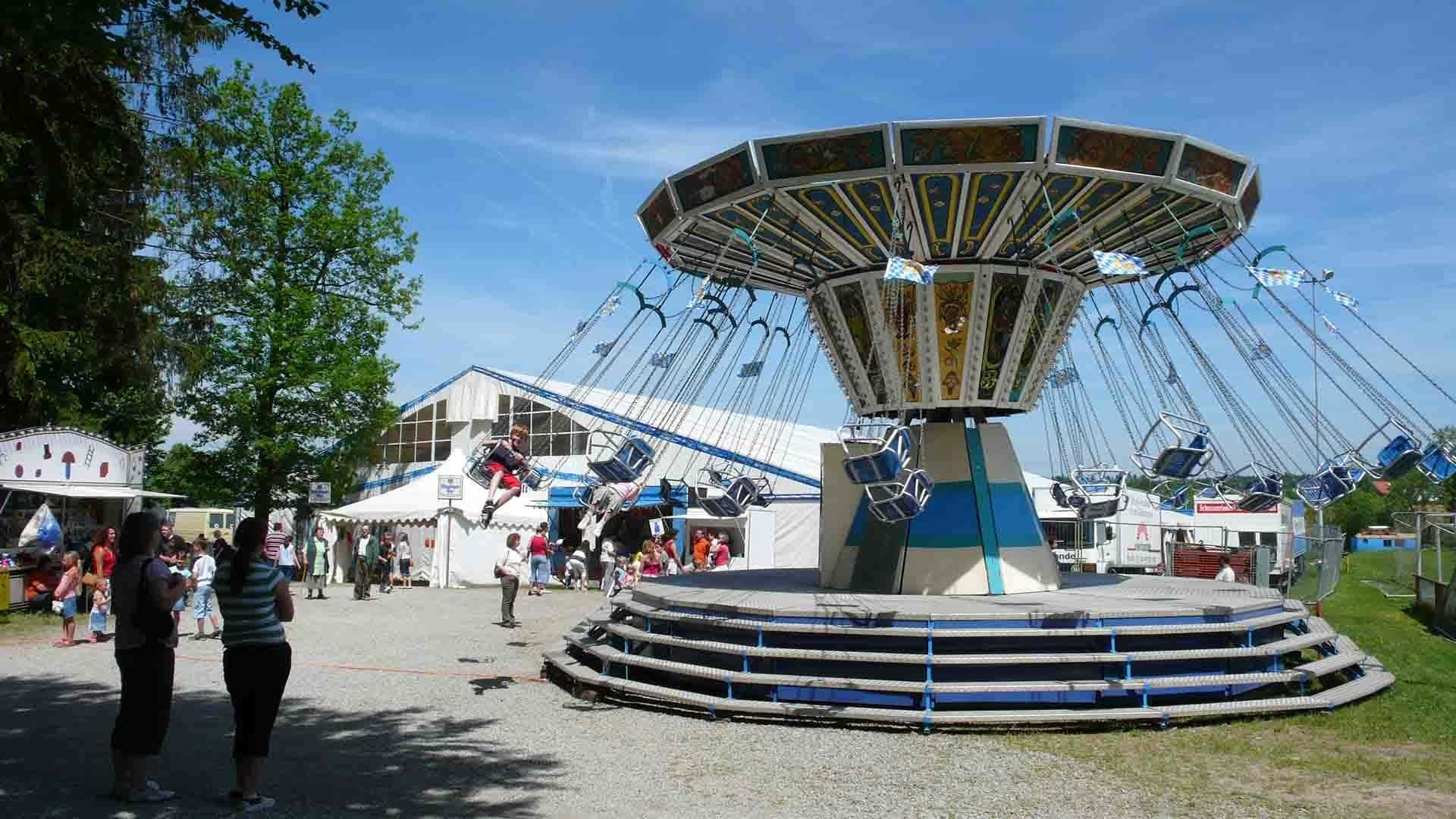Rengetsweiler Waldfest